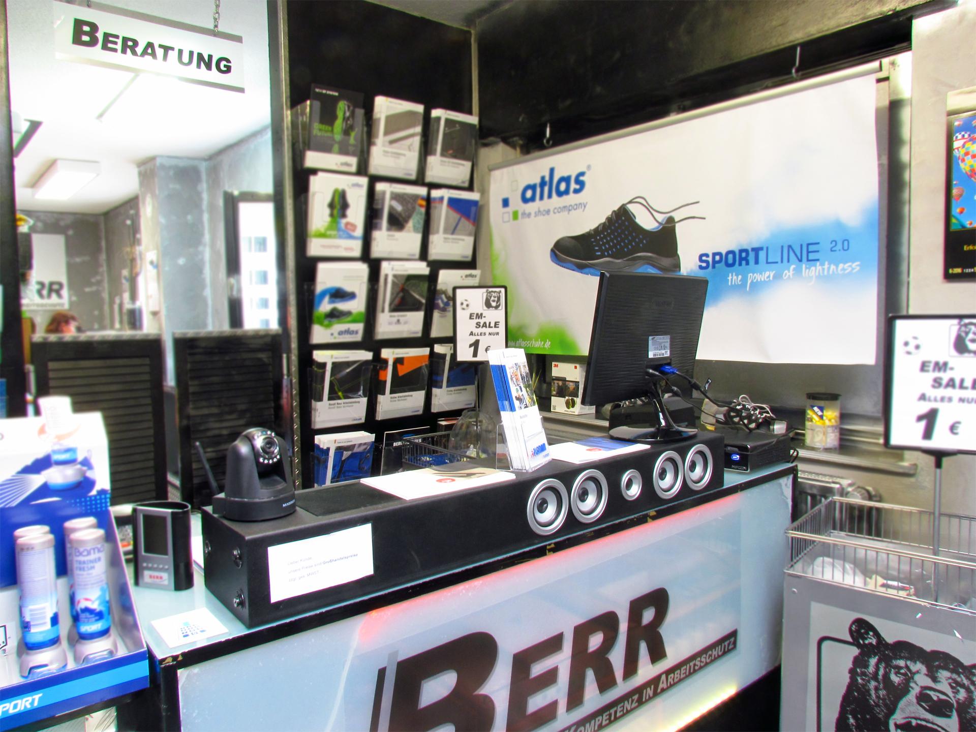 B. Berr Arbeitsschutz Local-Store