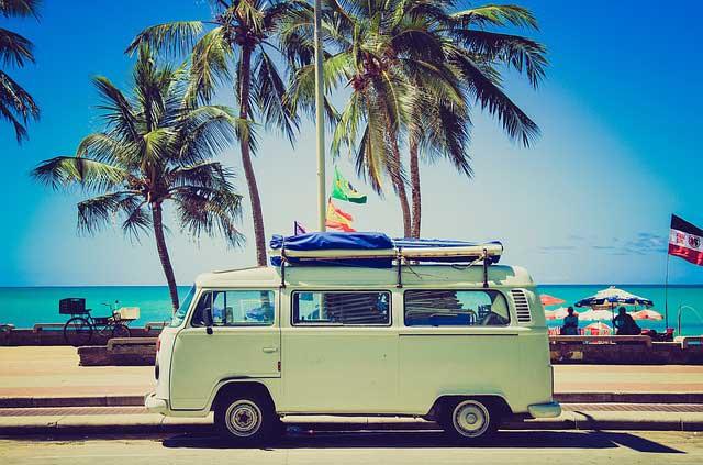 Wir machen Urlaub…