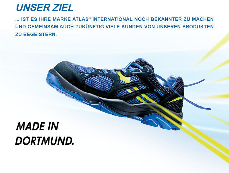 Atlas Flash 4000 Schuhe
